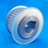 Aluminum/45#Steel industrielle Zahnriemen-Riemenscheibe angepasst worden