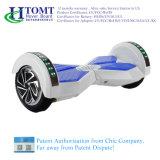 2 de Elektrische wielen OEM/MSDS hangen de Slimme Afdrijvende Autoped van de Raad