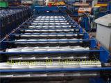 機械を形作るカラー鋼鉄によって艶をかけられるタイル
