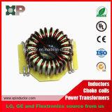 Inductores montados superficie de la bobina de estrangulación