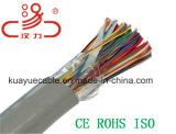 Câble d'antenne Cat5 Cat5 Catpair complet 25pair, cable aérien, câble Cooper Aerial, câble téléphonique