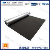 la espuma negra de 3m m EVA fue la base con la película de aluminio