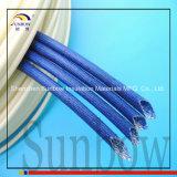 Elektrische Isolierungs-überzogenes acrylsauerfiberglas, das für Motor Sleeving ist