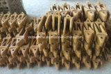 幼虫の掘削機の歯およびアダプターCat320