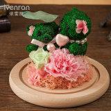 Fiore naturale della Rosa di promozione per il regalo di compleanno