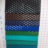 Кожа PVC конструкции кубика для делать мешки