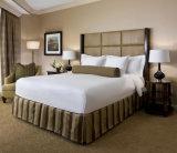 Mobília de cinco estrelas ajustada do quarto de hotel de /Hilton da mobília moderna do quarto