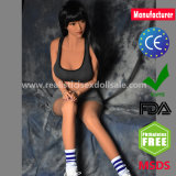 5FT5 nieuw Volledig Doll van het Geslacht van de Borst van het Silicone Groot voor Mensen