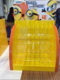 Étalage acrylique, étalage de support de crayon lecteur de bureau