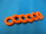 Tourniquet en silicone moulé par injection de qualité médicale de haute qualité O-Rings