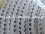 [تّ5] دائريّ [نيت مشن] حزام سير مع [كفلر] حبل أو فولاذ حبل