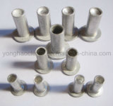 rebites contínuos para maxilas do travão, rebites do alumínio 8X20 do forro de freio