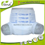 Pañales adultos baratos disponibles del indicador de la humedad