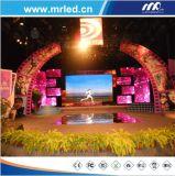 Schermo di visualizzazione del LED di colore completo di P3.91mm per i progetti locativi dell'interno con SMD2020