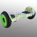 Самокат баланса собственной личности доски электрического баланса 10 колес дюйма 2