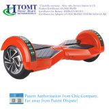2 vespa de deriva elegante de la tarjeta eléctrica de la libración de las ruedas OEM/MSDS
