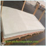Fibres de verre de couvre-tapis du brin 450GSM coupés par fibre de verre molle