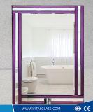 [4مّ] فضة/ألومنيوم مرآة/يلوّن/مرآة انعكاسيّة مع [س]