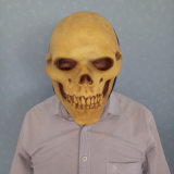 Halloween 해골 인간적인 두개골 단단한 유액 가면