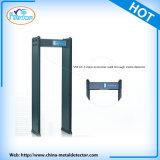 Türrahmen-Durchlauf-Metalldetektor für die volle Karosserien-Prüfung