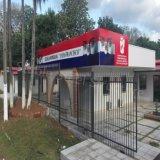 Construcción de escuelas prefabricada con la certificación del Ce