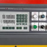 선 장치를 가진 QC12y 4mm 2500mm 깎는 기계