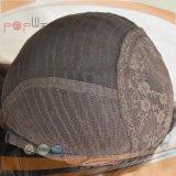 Cascer ebreo superiore di seta nella nuova parrucca di riserva di Sheitel delle donne di arrivo