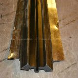 Arrêt en acier en caoutchouc de l'eau de bord de qualité