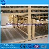 Produzione della scheda di gesso - 12 milioni di metri quadri della linea di uscita annuale