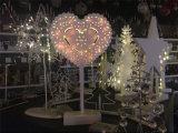 베스트셀러 LED 가벼운 건전지 테이블 크리스마스 장식적인 빛