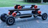De Plaat van het bamboe Vierwielig van Motor van het Skateboard van de Weg de Elektrische Dubbele