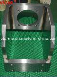 CNCの機械化の鋼鉄ハンドルの部品の高品質のよい価格