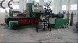 Presse en acier en métal de rebut hydraulique sûr de la CE 125tons