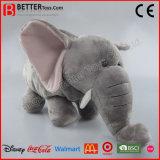Elefante enchido alta qualidade do brinquedo de China