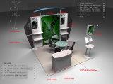 sistema della cabina del basamento della bandiera del sistema della fiera commerciale 3X3
