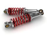 Molla di compressione dell'ammortizzatore con il filo di acciaio ad alto tenore di carbonio