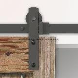 Ventes en gros chaudes plaquant le matériel en bois de porte coulissante