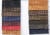2017袋(H275)のための高品質のCroco 0.7mm PVC革