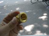 Las instalaciones de tuberías de cobre de cobre amarillo de la alta calidad
