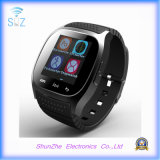 Multifunktionsalarmuhr Andriod der Form-M26 intelligente Uhr mit Bluetooth