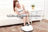 Rouleau-masseur confortable de pied avec la chaleur--Blanc