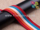 Tessitura a strisce variopinta del cotone per gli accessori dell'indumento o del sacchetto