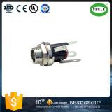 長いねじ溶接線DC025bm Pin=2.0/2.5mmのソケット