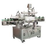 Machine à étiquettes de doubles côtés pour le divers choc carré plat de bouteille