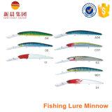 Hartes Karosserien-Fischen lockt Minnow an