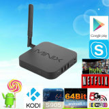 2016 Prix usine TV Android 5.1 TV Box Bluetooth Amlogic S905 Quad Core Android Box Minix Neo U1 De Dragonworth