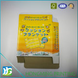 Glatte Behandlung-süsse Nahrungsmittelfaltbarer Papierkasten