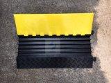 옥외 20ton 선적 무게를 위한 5개의 채널 케이블 경사로 또는 케이블 프로텍터