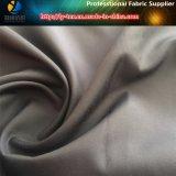 Нейлон полиэфира зашкурил ткань Twill для одежды с мягкой ворсиной (R0160)