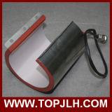 Машина давления жары разделяет подогреватель кружки верхнего качества, подогреватель плиты, подогреватель крышки
